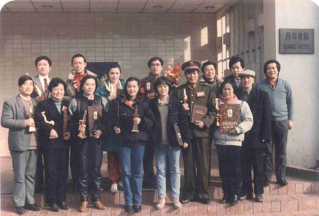 刘晓庆缅怀彭小莲:中国电影不能忘记她