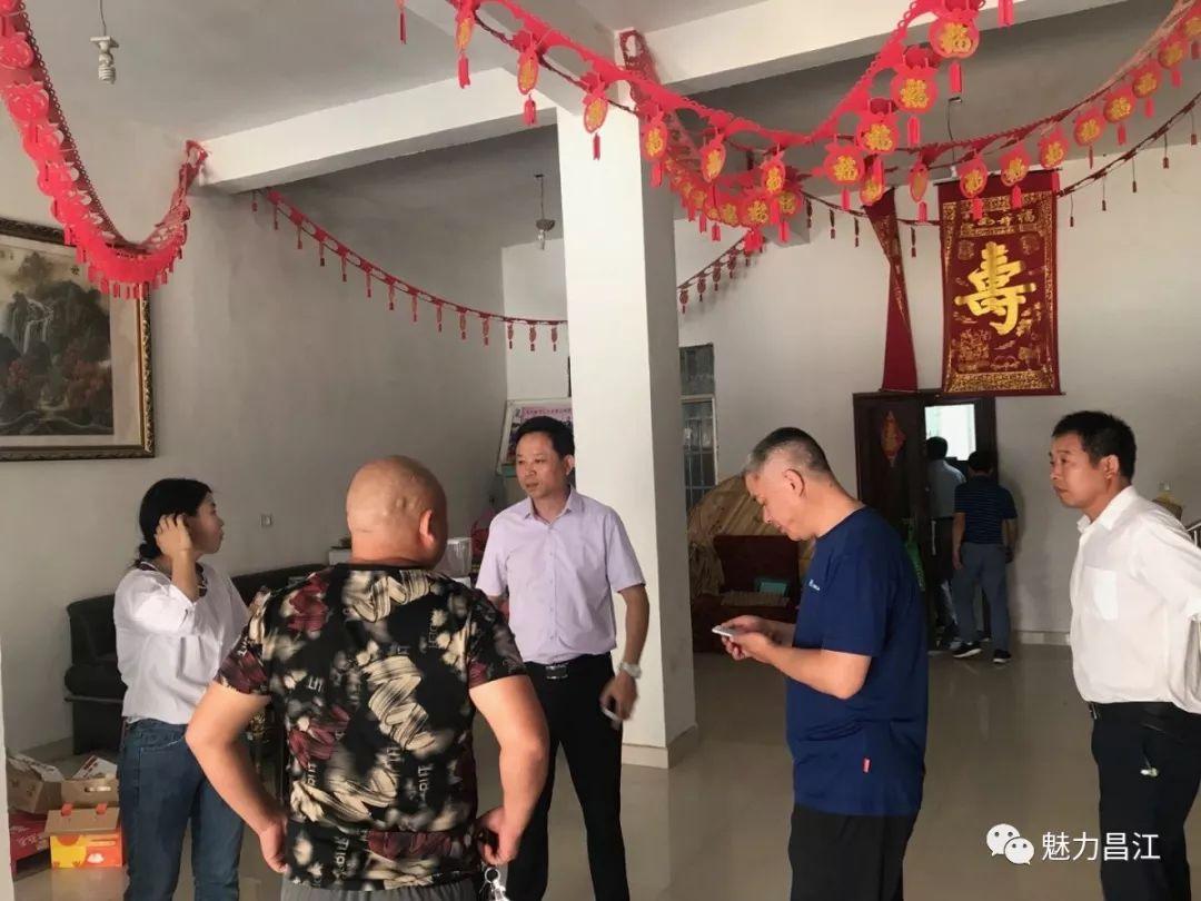 昌江区多部门联合执法 取缔无证危化品气体储存经营点