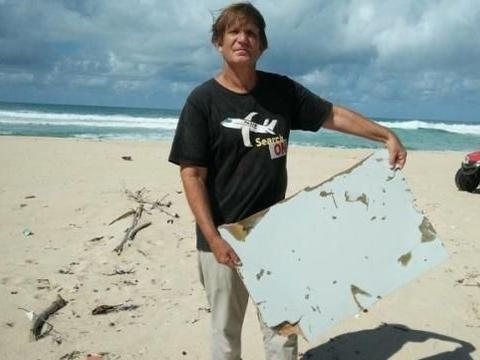 5年找到16块碎片,MH370调查员收到死亡警告,是谁在背后操盘?