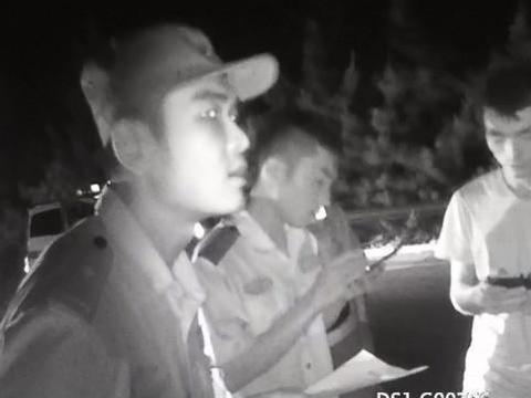 黑夜,小伙驾车来到临沂孟良崮下,服毒后给姐姐发了条微信……