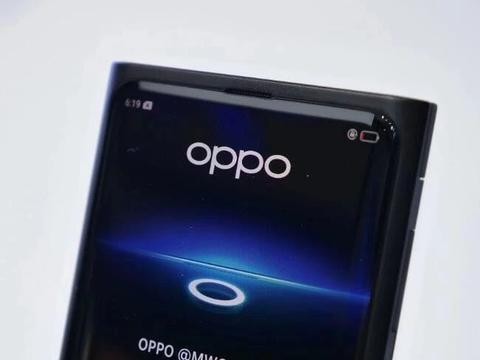 """OPPO首发屏下摄像头技术,真正实现手机""""全面屏""""!"""