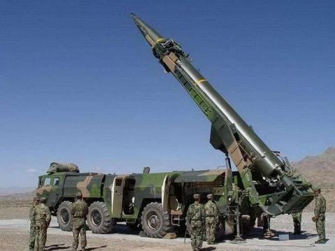 东风快递,使命必达!中国东风-41洲际弹道导弹曝光实力爆表