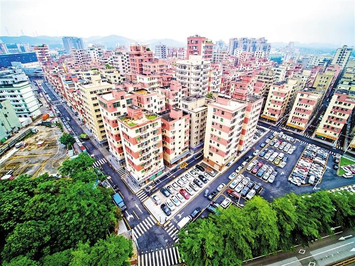 综合治理让龙华城中村蝶变宜居家园