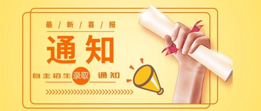 恭喜!福清一中2019年自主招生预录取名单公示!有你认识的吗?