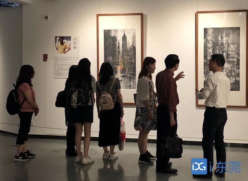 艺术交流盛宴!中日韩当代艺术学术邀请展在莞开展