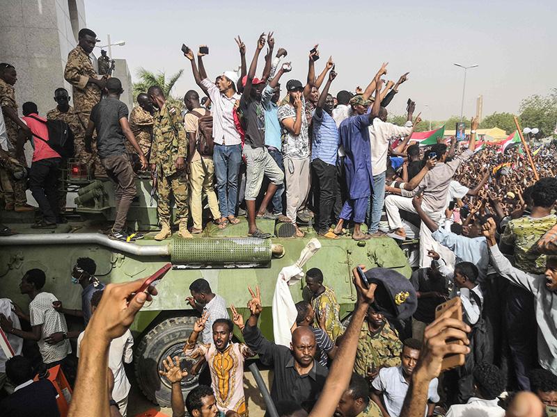 从阿尔及利亚到苏丹:社会火山在继续爆发