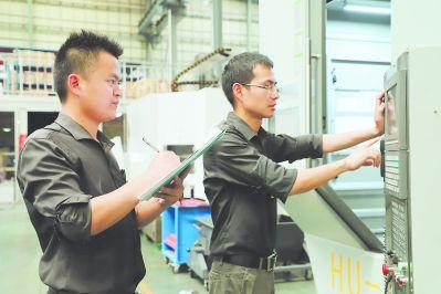 """漳州南靖:高端制造""""列车"""",从这里驶出"""
