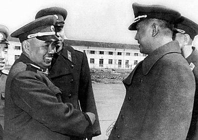 他是南京军区首任司令,也是任职最长大军区司令,两次指挥反击战