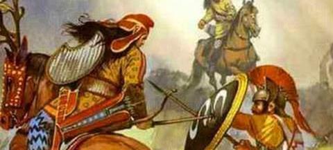专灭文明古国的雅利安人横扫欧亚非,来到商朝被送进了殉葬坑?