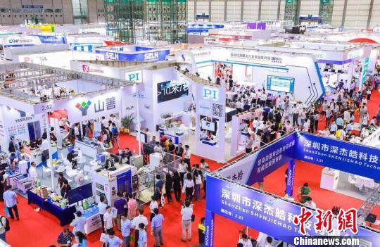 500余家中外品牌商参展华南国际工业自动化展览会