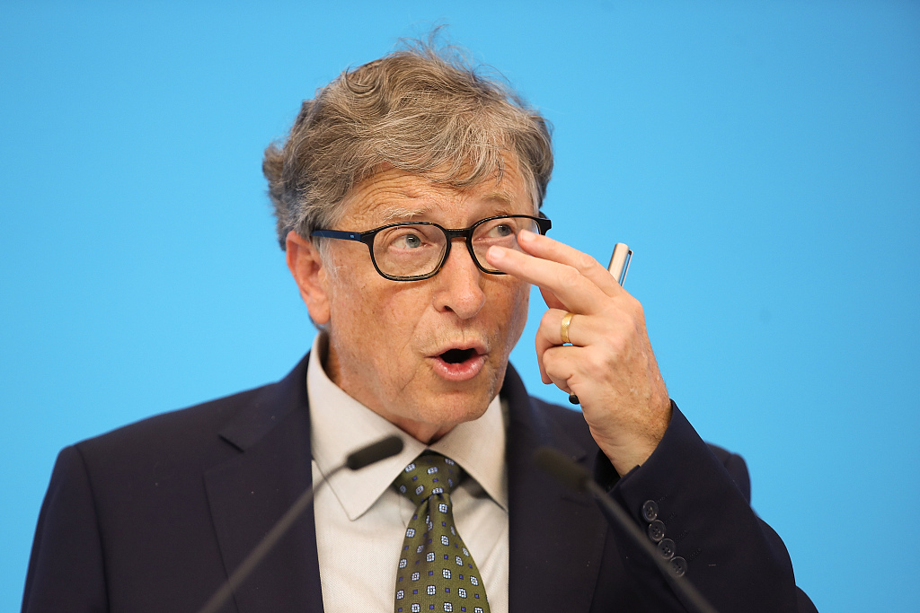 """微软错失移动操作系统,盖茨""""迟"""