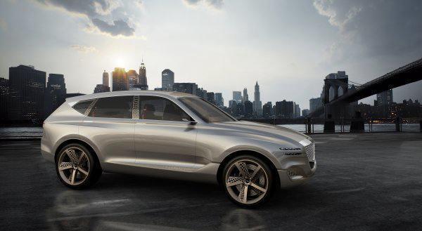 于2021年提供多达六种车型 捷恩斯首款SUV预计2020年亮相