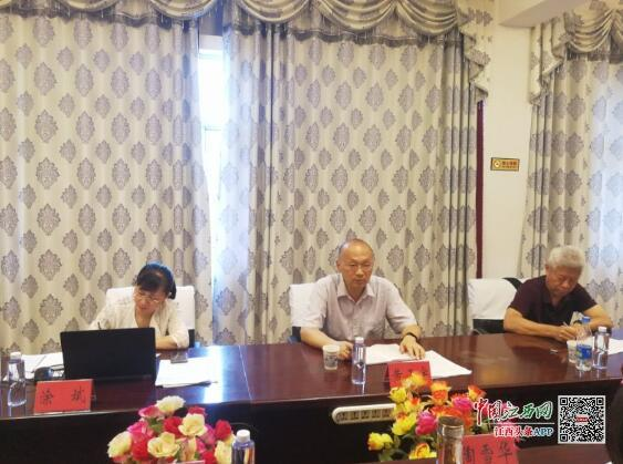 省审计厅党组成员、副厅长黄正宇率队深入抚州调研(图)