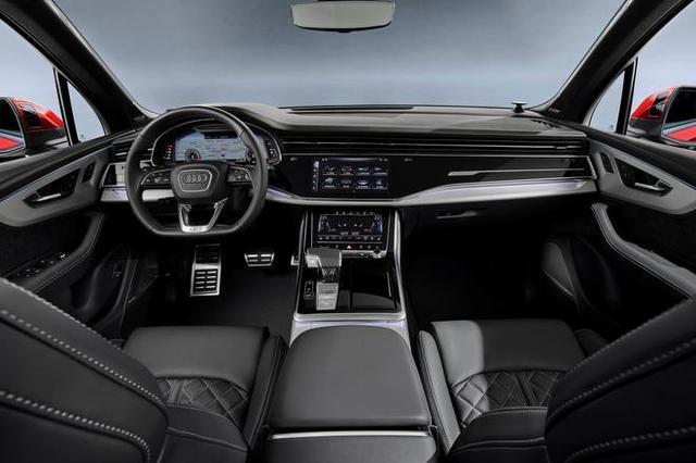 BBA豪华中大型SUV战火再升级 改款Q7能否与X5/GLE掰手腕?