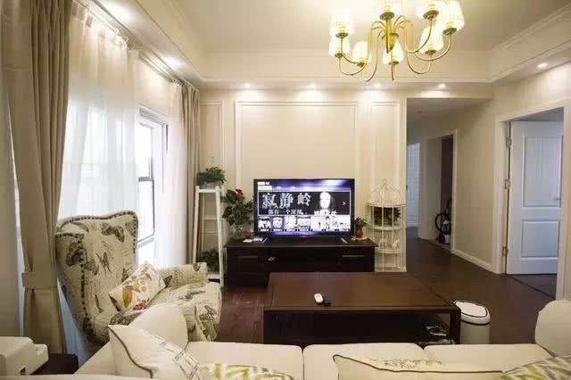 150平新房装修花15万,巧妙利用柜体三居室变成四居室