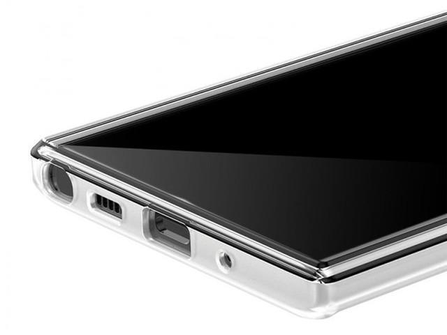 这个功能真砍了 三星Note10最新带壳渲染图曝光