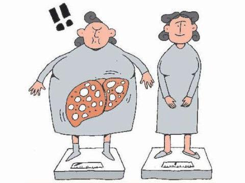 脂肪肝和肝癌只4步距离,3招教你将肝癌拒之门外,养护肝脏