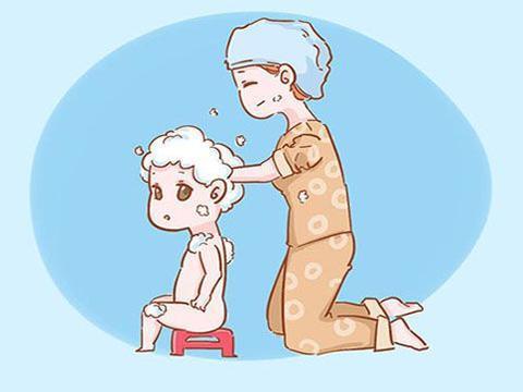 宝妈在给宝宝洗澡时,为了防止宝宝哭闹,一定要避免这4种情况