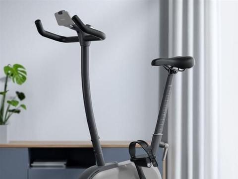小米众筹上架智能动感单车:支持AI智能私教