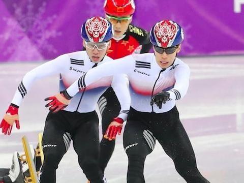 韩国短道冬奥冠军就扒掉队友短裤行为道歉
