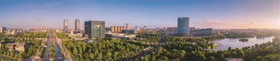 湖州市南浔区:融沪接苏 协同发展,全方位加快融入长三角一体化倾力打造宜业、宜居、宜游之城