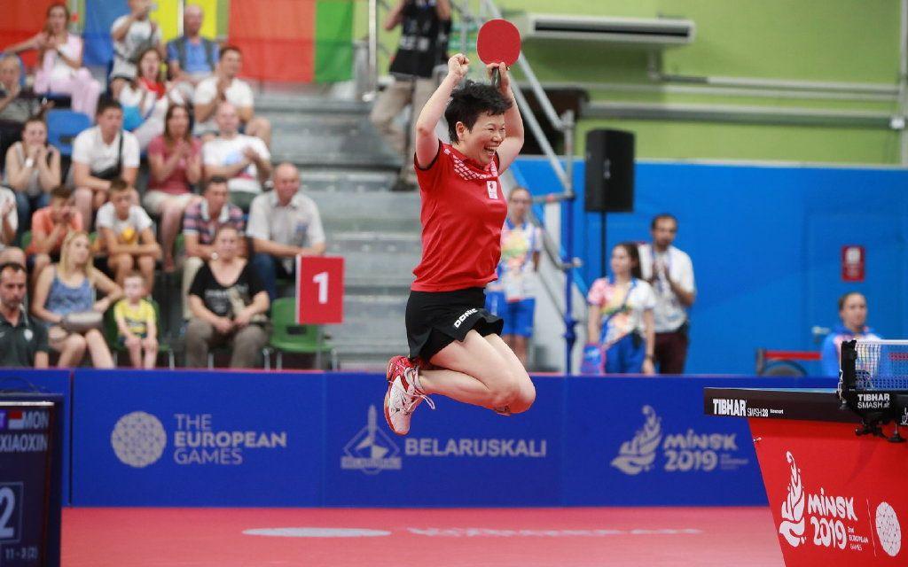 56岁倪夏莲夺欧运会第三,将第5次征战奥运会|奥运会