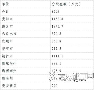 贵州省民政厅关于2018年度中央福利彩票公益金使用情况的公告