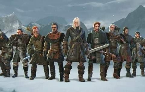 中外合作手游《权力的游戏:境外决战》公布 年底推出