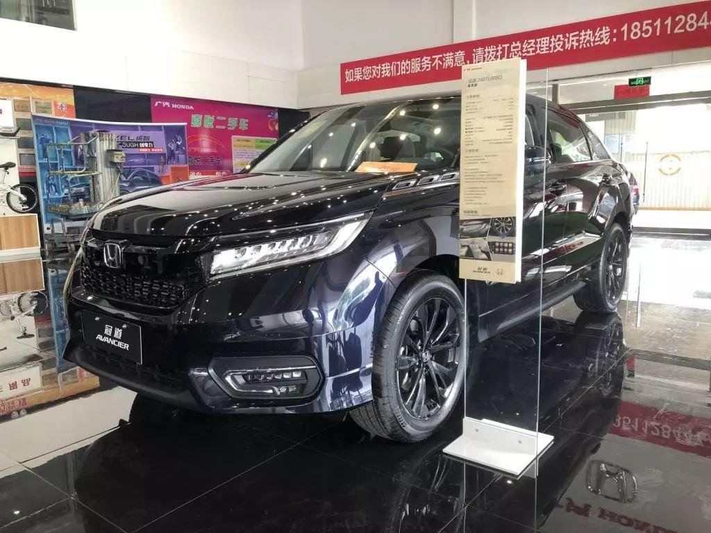 限量销售5400辆! 本田最牛旗舰SUV出新款,要买就抓紧!