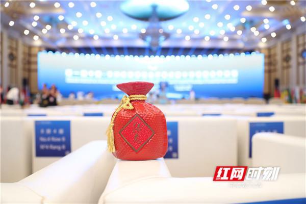 聚焦中非经贸盛会 酒鬼酒开创中国白酒世界对话新高度