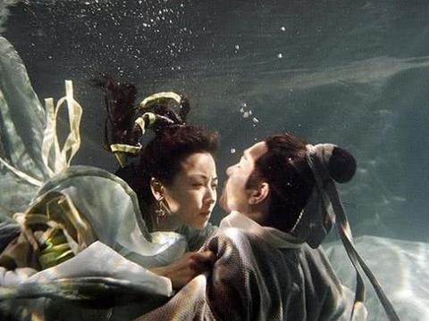 经典神话古装剧:画面唯美,女神天然美,林志颖版沉香颜值高