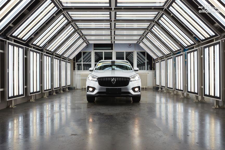 智能工厂/新零售模式加持 宝沃汽车有望迎来新腾飞