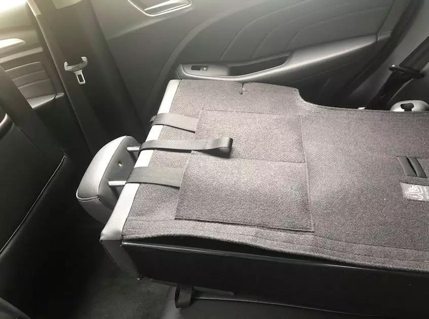 潮妈奶爸的福音,简单4步搞定一体式儿童安全座椅