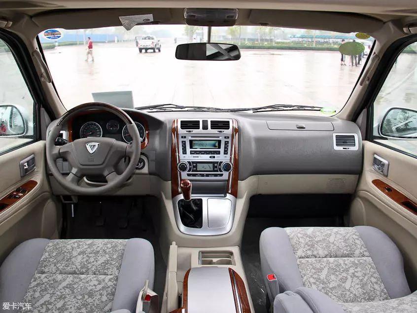 福田风景G5车型正式上市,8.48万起售,网友:拉货神器!