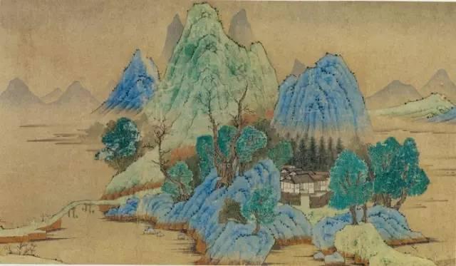 古画解暑气,最美的青山绿水26幅!