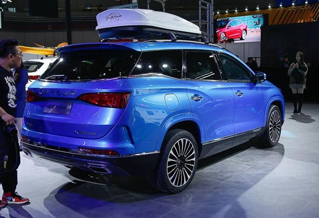 又一自主SUV新车,要身材有身材,要质量有质量,能成爆款车型?