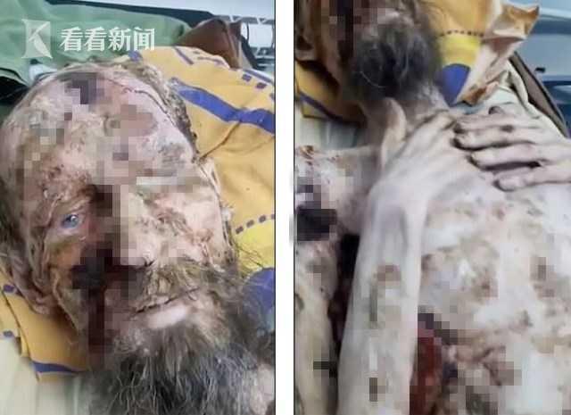俄男子遭熊绑架1个月变丧尸? 调查团发声 真相是......?
