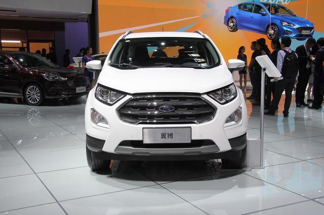 百年福特止于中国?翼博叫价7.98万,销量不及XR-V零头