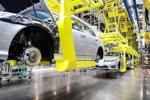 采用萨博9-3平台打造 国能93量产版正式下线