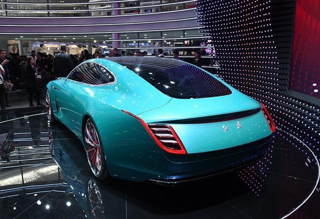 终于来了!红旗将打造国产超级跑车,目前项目已正式启动
