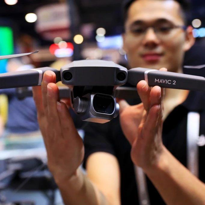 简氏:美国空军安全部队计划购买17架大疆无人机