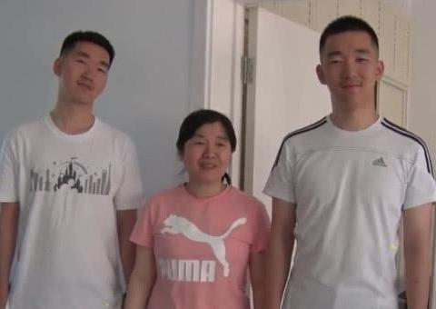 又一对双胞胎再创高考奇迹,同考668分,父母陪读三年睡沙发