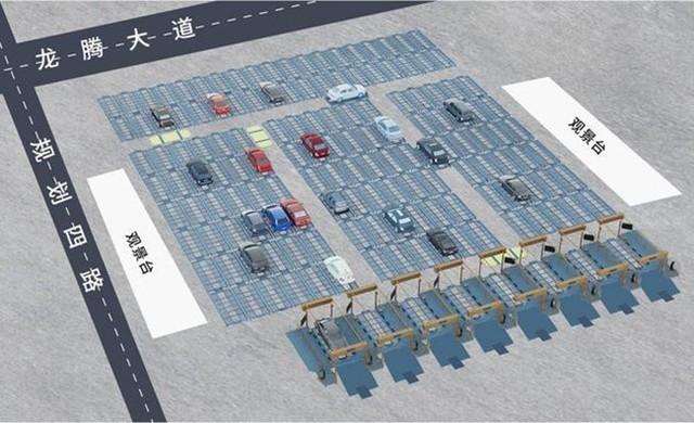 芯球科技推出泊车机器人:可增加80%的停车位