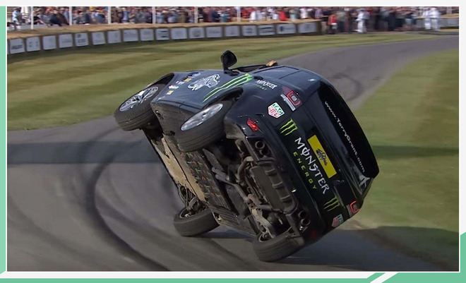 """速度与豪车的""""碰撞"""" 7款超跑将亮相古德伍德"""