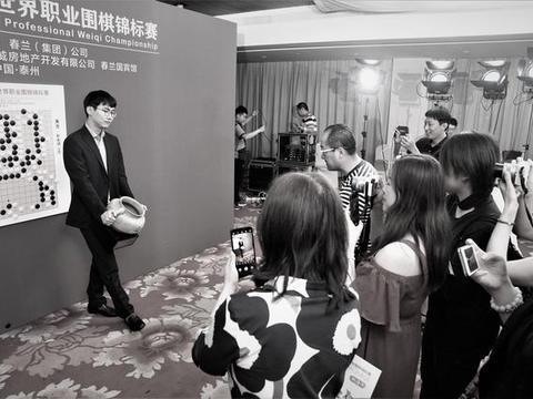 春兰后中韩棋迷争论 中方疑双重标准 韩棋迷:朴廷桓第一柯洁第三