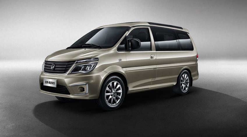 共推7款车型,东风风行菱智国六版车型上市 售价6.39万起