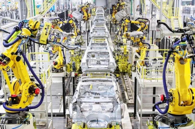 """国能93量产下线 恒大造车的""""加"""