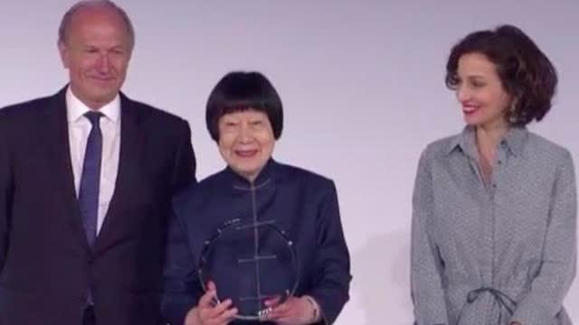 82岁张弥曼院士荣获世界杰出女科学家奖