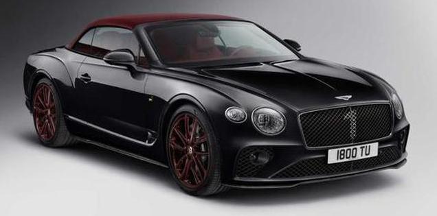 这是地表最强GT了吧!全新欧陆GT 100周年纪念款来了