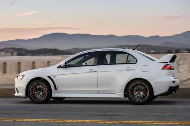 三菱EVO将推出第11代!梅甘娜RS同款动力,情怀能落地了不?